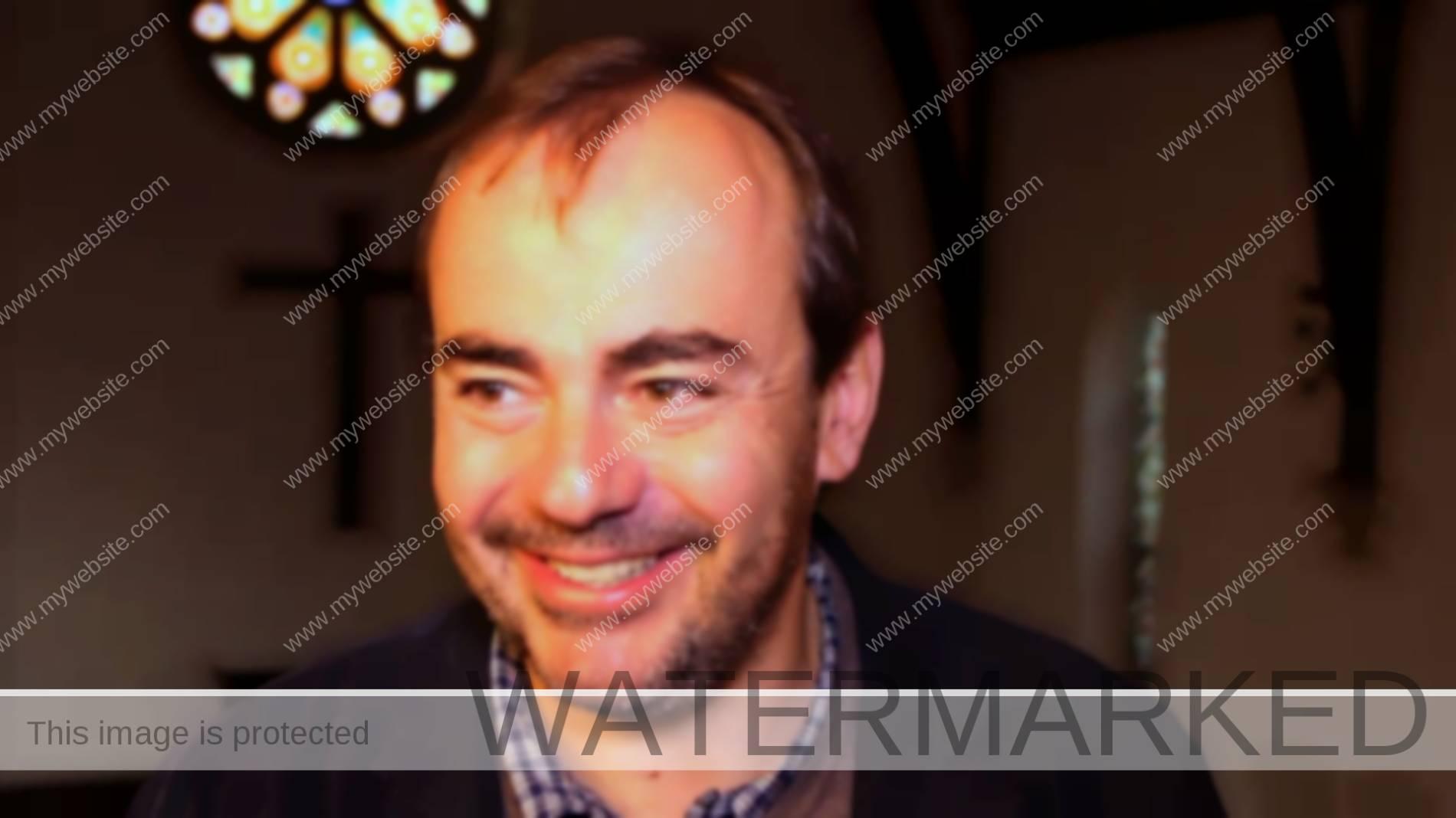 Bruno Gérard pasteur de Versoix