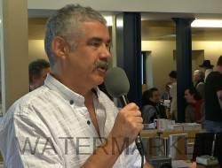 Lionel Pouilly présente le Fest'images, festival de diaporamas de Versoix.