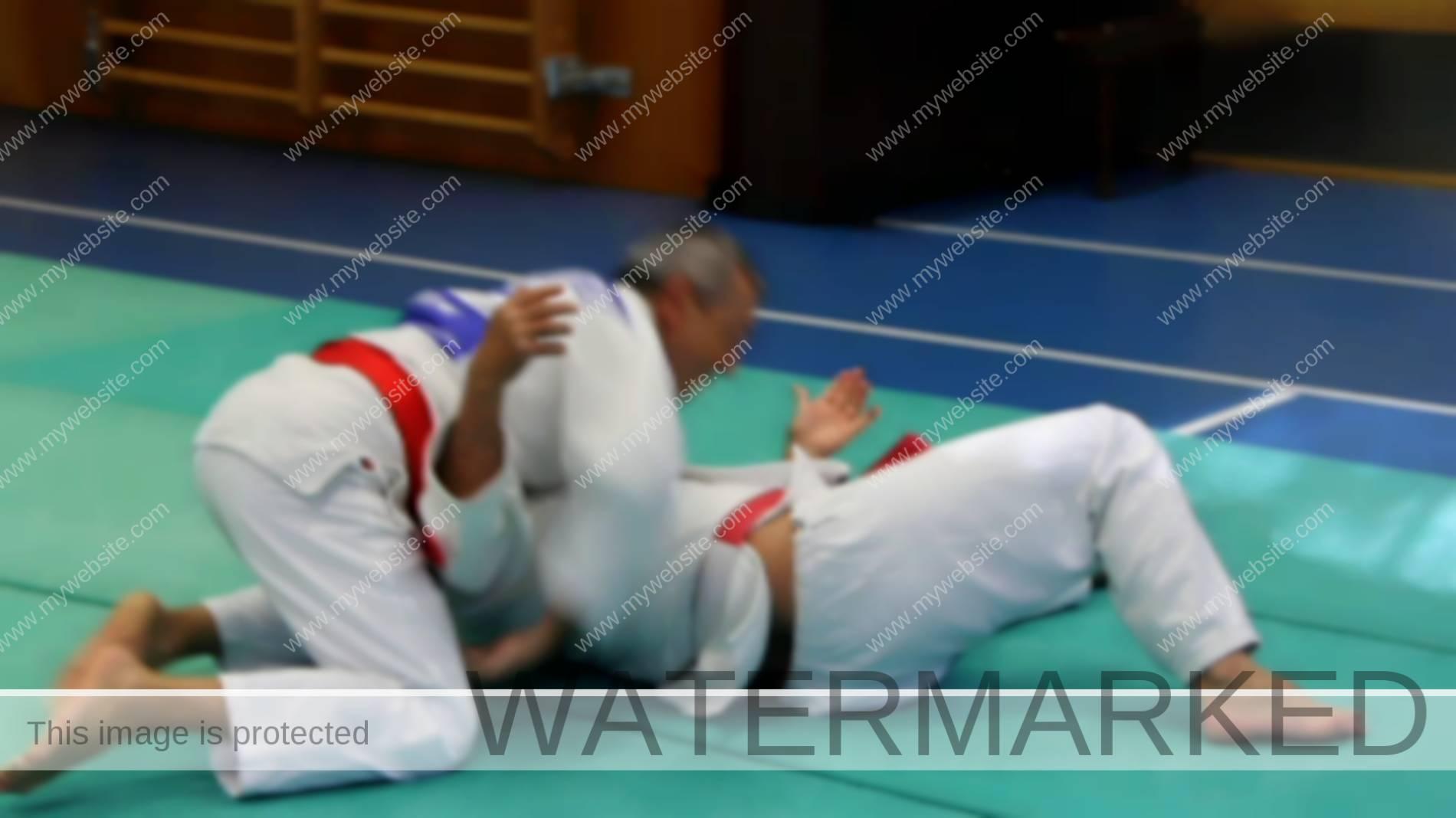 la passion et les valeurs du judo