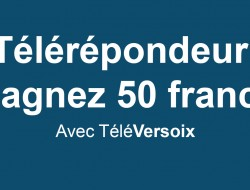 Gagnez 50 francs