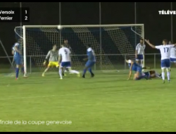 FC Versoix - FC Vernier