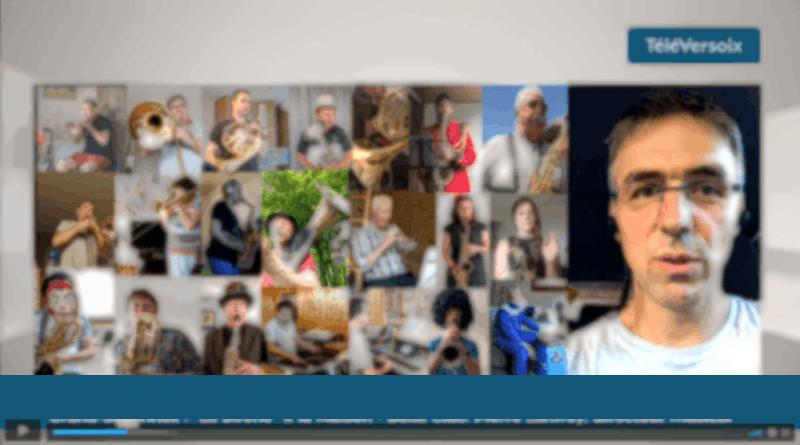Pierre Lanfrey, directeur musical de La Sirène – Harmonie Municipale du Grand-Saconnex