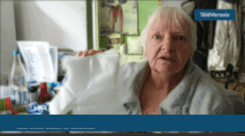 Yvette Birrha - aid aux démunis - La Pelotière Versoix