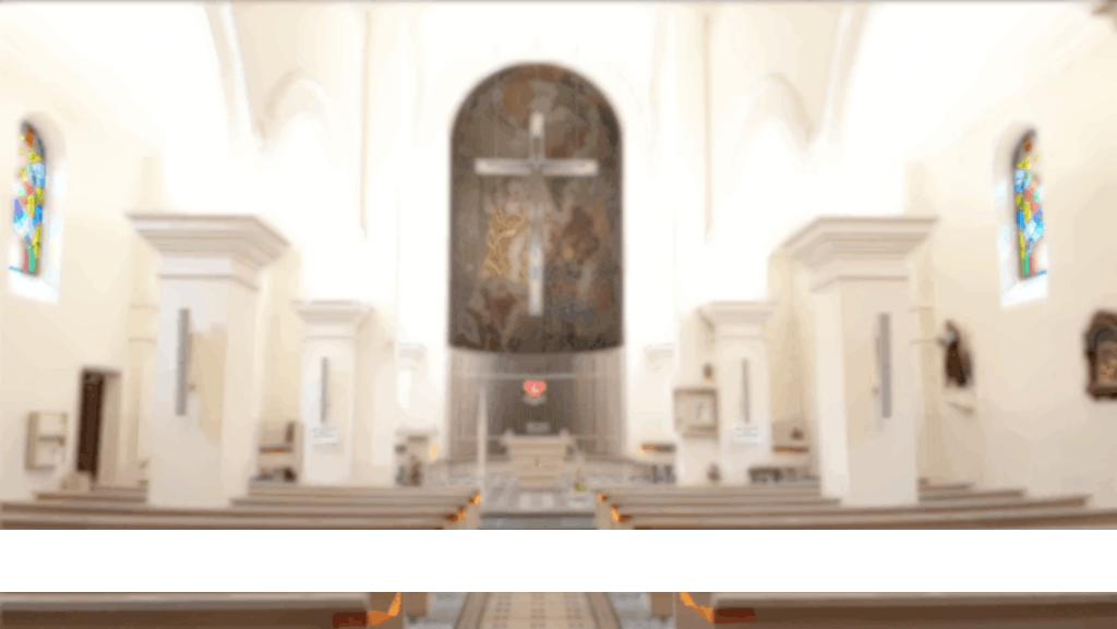 L'église de Versoix