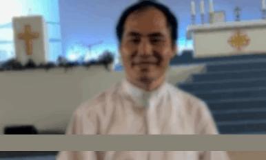 Le nouveau curé-modérateur de Versoix, Joseph Hoï