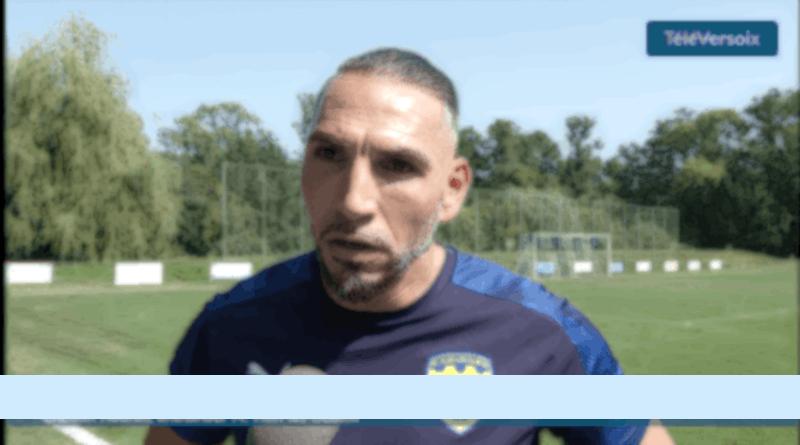 L'entraîneur du FC Plan-les-Ouates analyse la rencontre.