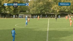 FC Versoix - Aïre-le-Lignon - Résumé