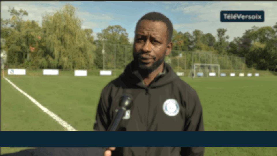 Thierno Bah - Entraîneur FC Versoix