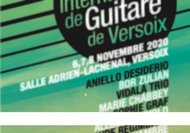 Festival de guitare de Versoix