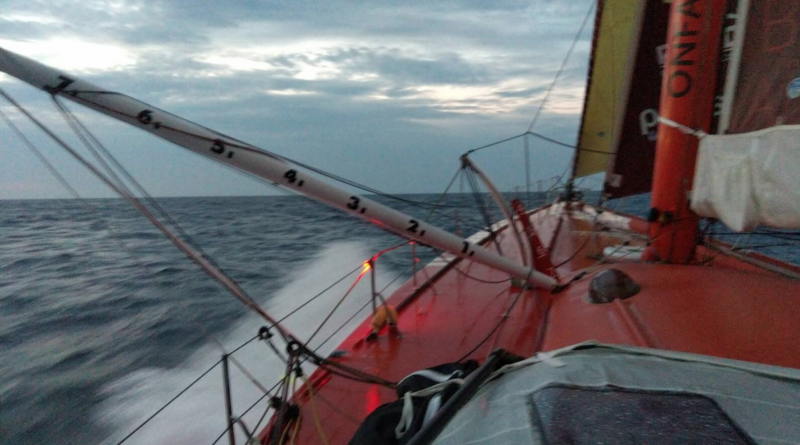 bateau Alan Roura