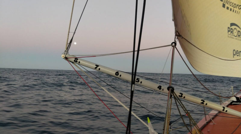 bateau La Fabrique - Alan Roura