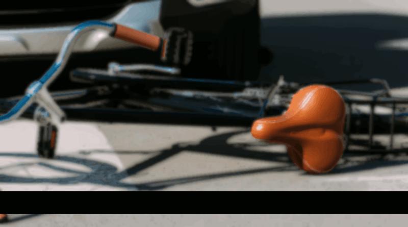 Accident vélo Genève