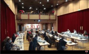 Conseil municipal du Grand-Saconnex