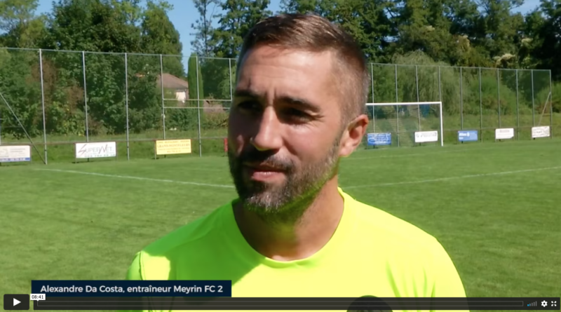 Alexandre Da Costa Meyrin FC