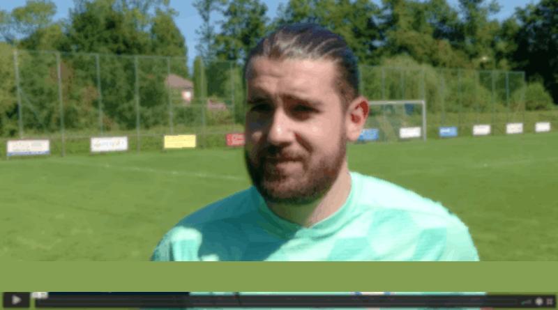 Luca Piccirillo, capitaine FC Versoix
